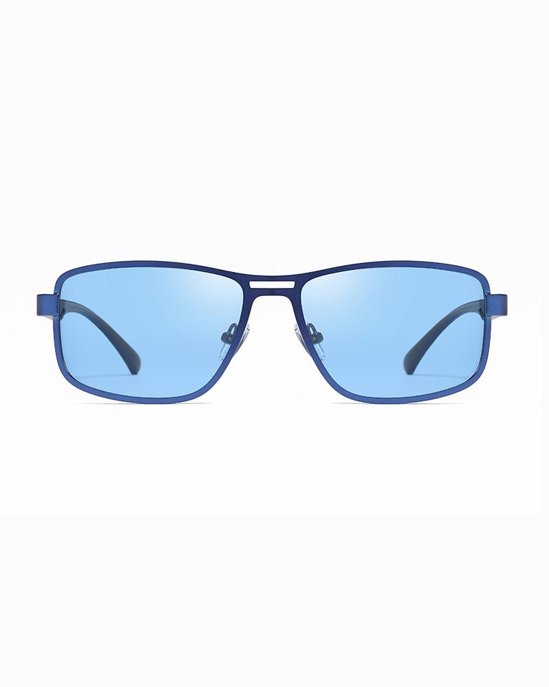 Klarec EyeWear - SunGlasses - HD Polarized - Deep Blue Ocean Blue