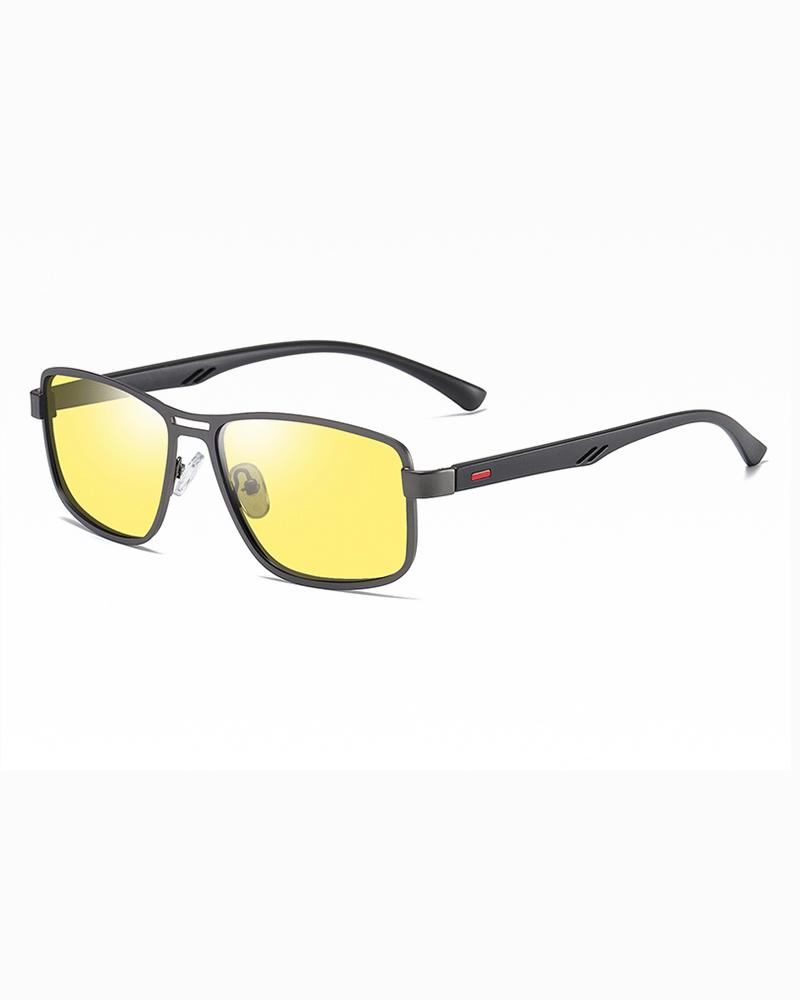 Klarec EyeWear - SunGlasses - HD Polarized - Demi Gun Night Vision